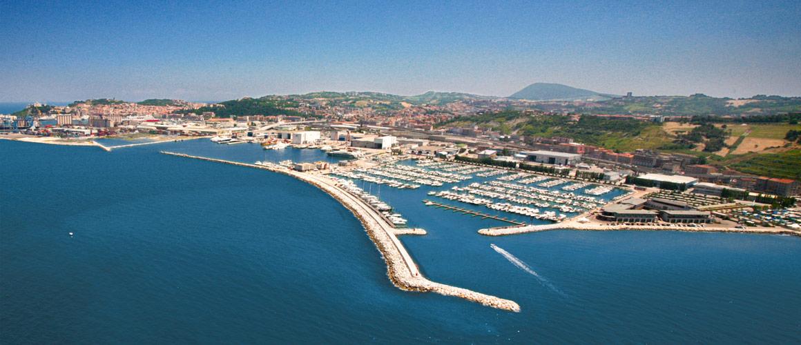 Marina Dorica Posti Barca Marche Adriatico Croazia