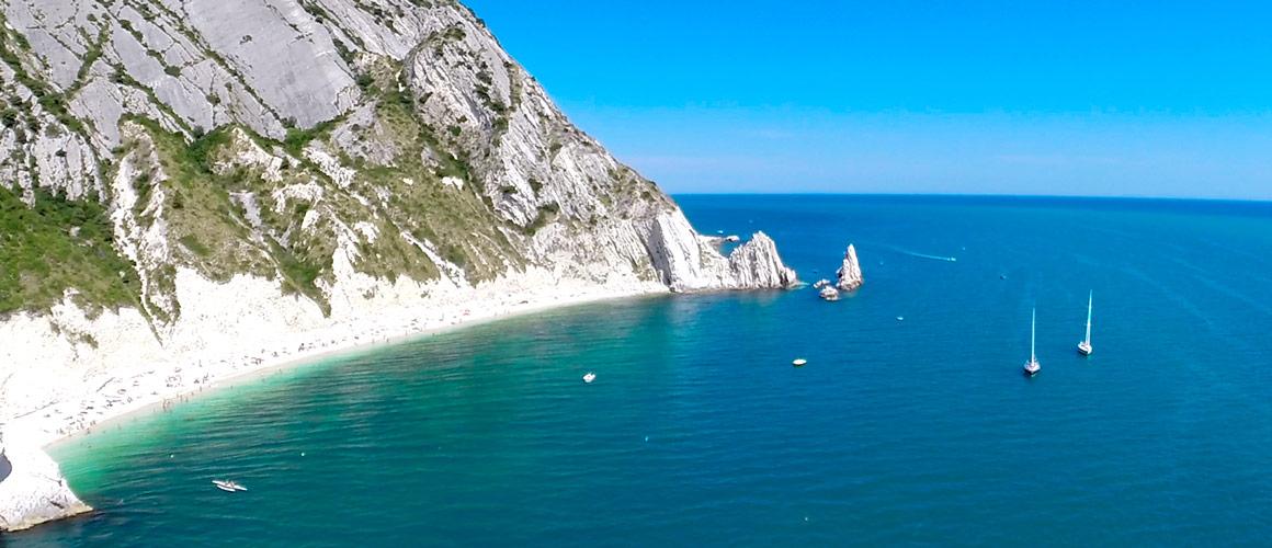 Posti Barca Ancona Monte Conero Adriatico
