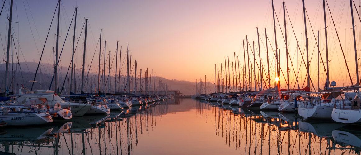 Ormeggi Posti Barca Servizi Marina Dorica Marche