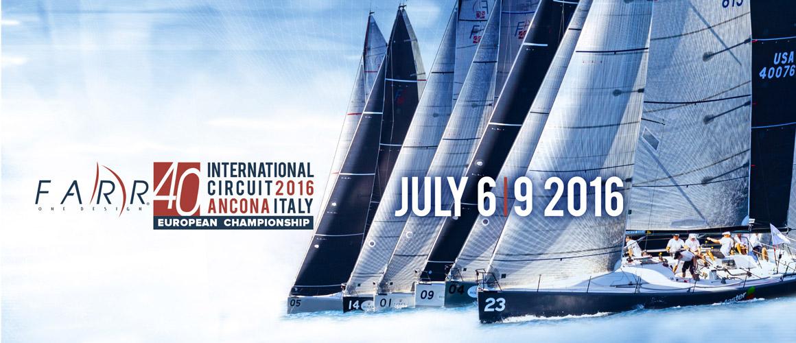 International-circuit Farr40 Marina-Dorica