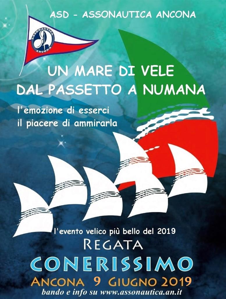 locandina Conerissimo 2019